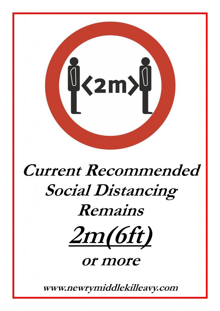 2M Distance_June 2020