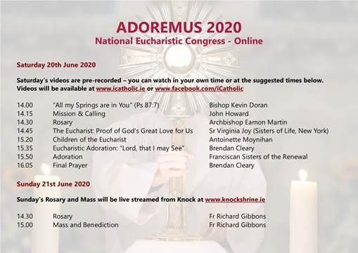 Adoremus 2020