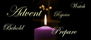 Advent Candle and Themes