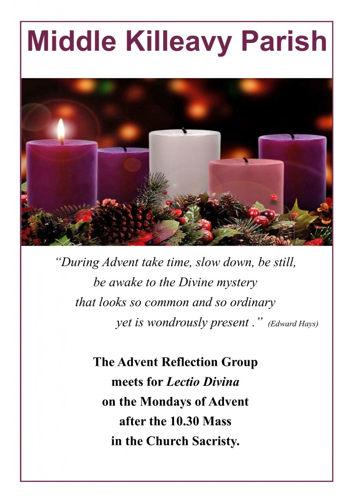 Advent Lectio 2018