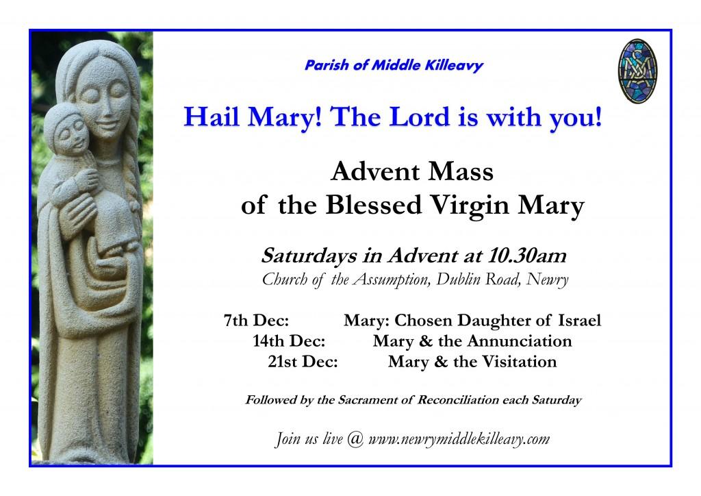 Advent_Mass of BVM_Poster