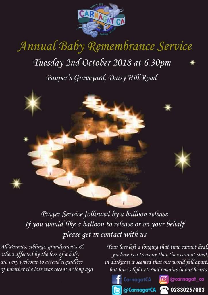 Carnagat Prayer Service Poster_2018