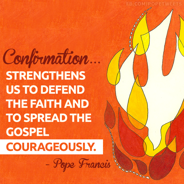 Confirmation Quote_Pope Francis