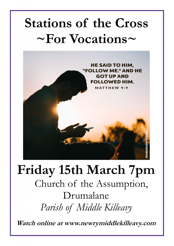 Lent 2019_Stations Poster 2_Vocations