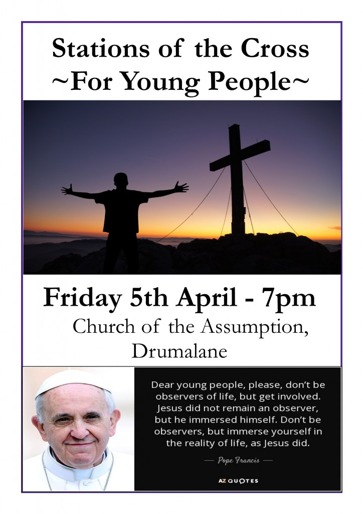 Lent 2019_Stations Poster 5_Young People