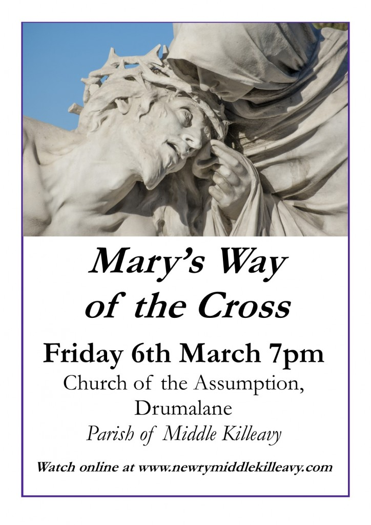 Lent 2020_Stations Poster 2_Mary's Way of the Cross
