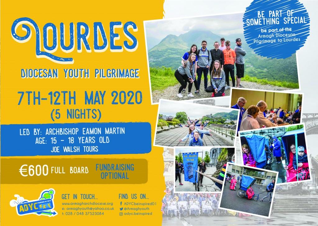 Lourdes 2020 Poster
