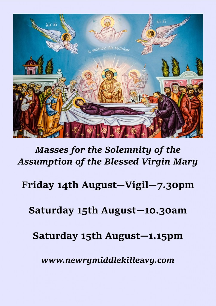 Masses for the Assumption_2020