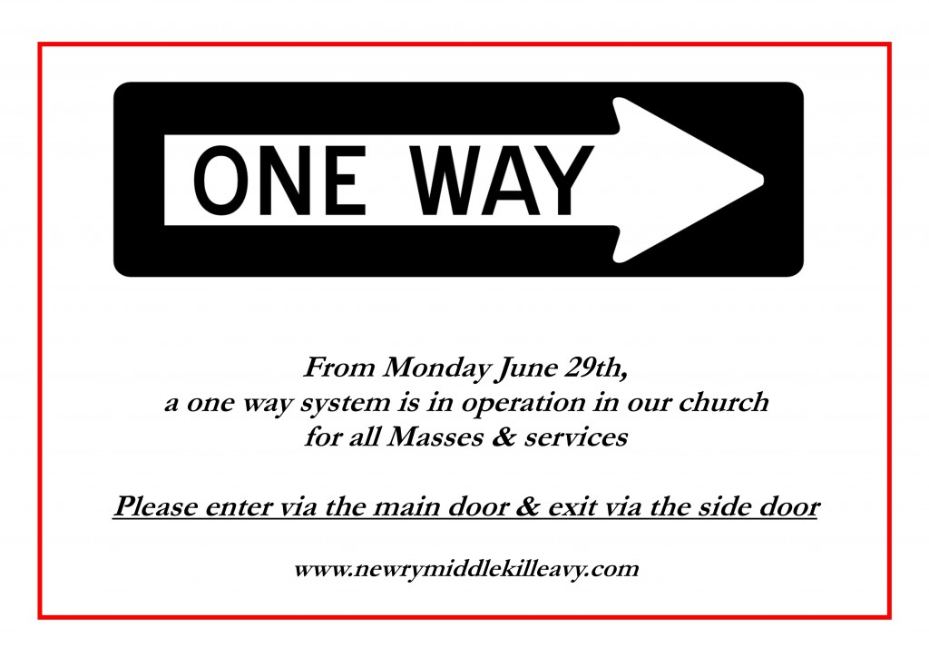 One Way_June 2020