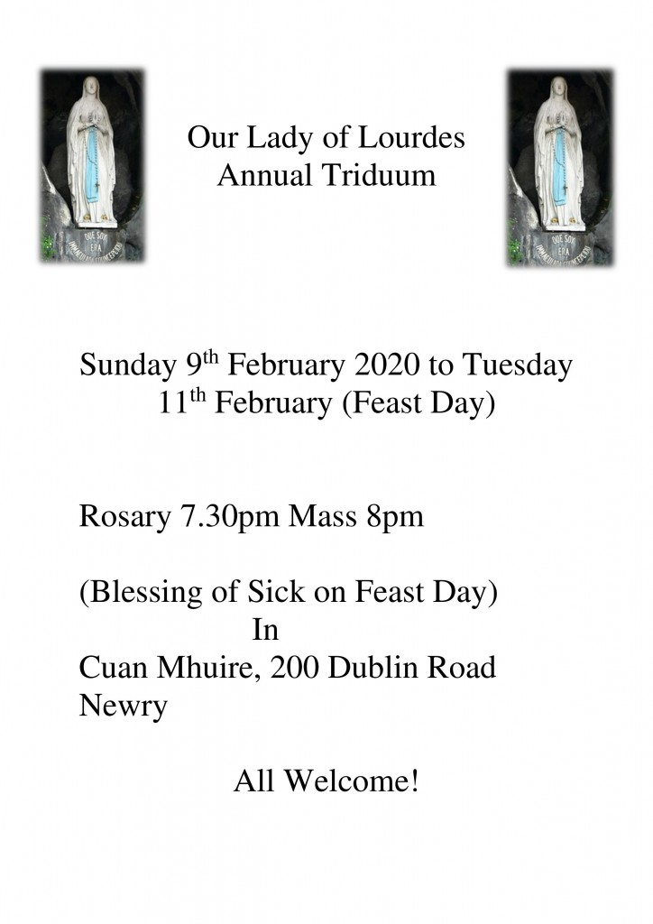 Our Lady of Lourdes Triduum Poster-page-001