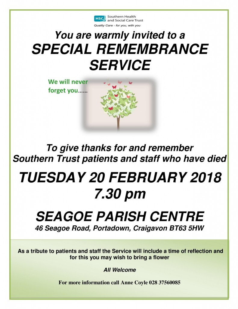 Poster Southern Trust Remembrance Service for patients and staff 20 February 2018-page-001
