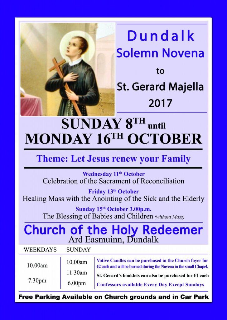 Redeemer Church Poster 2017