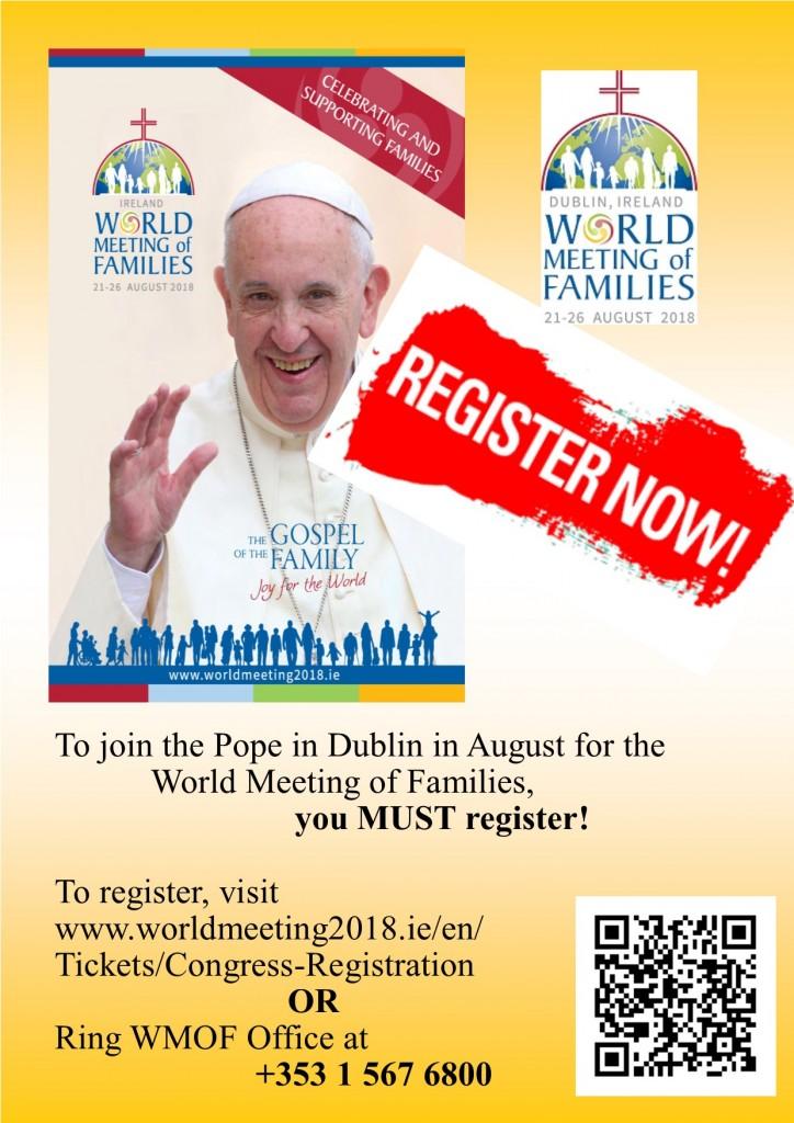 Register for WMOF
