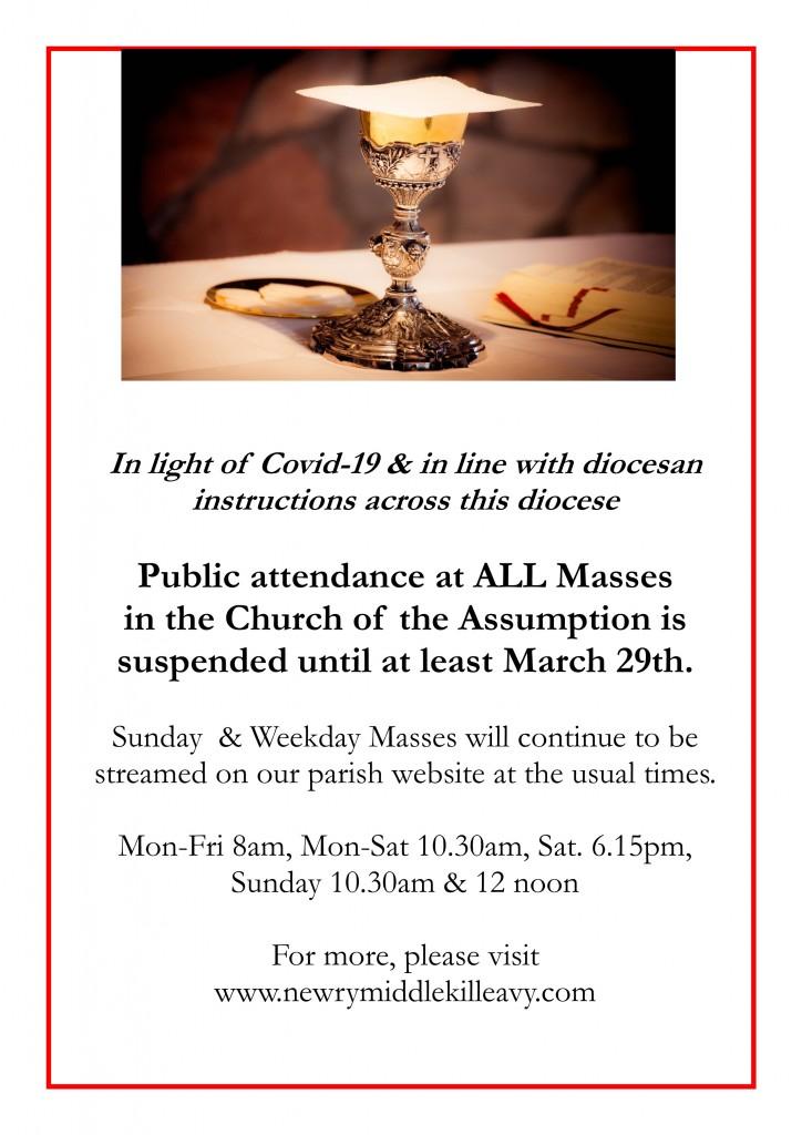 Sunday Mass Poster