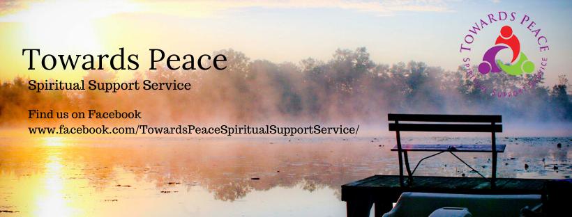 Towards Peace Facebook Notice