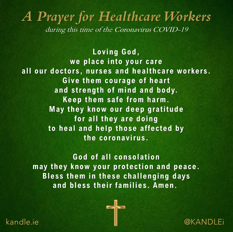 A Prayer for Healthcare Workers