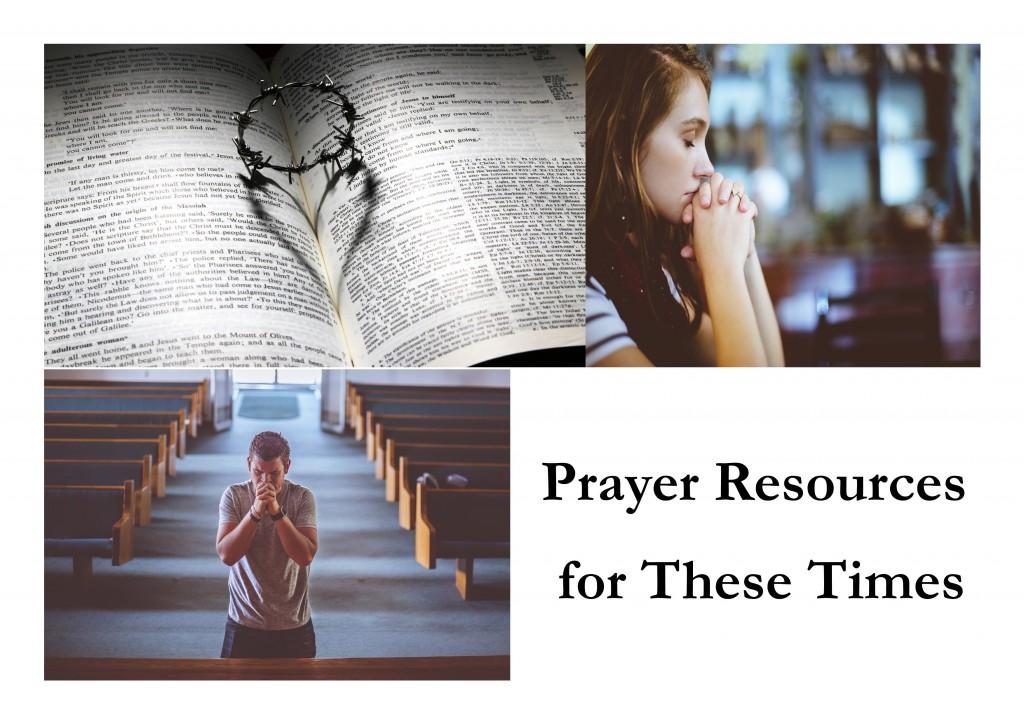 Let Us Pray Header