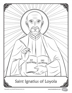 saint-ignatius-of-loyola-coloring-page-brother-francis